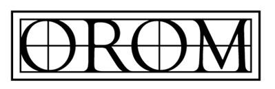 오롬㈜ 로고